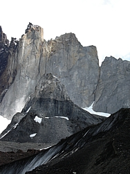 Unclimbed Cerro Castillo